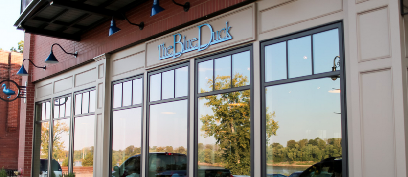 The Blue Duck